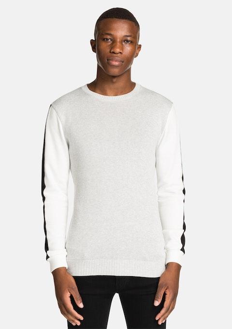 Grey Yazoo Knit