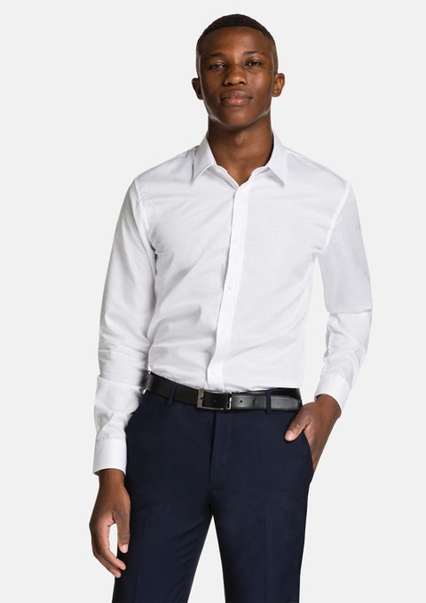 White Chapel Dress Shirt
