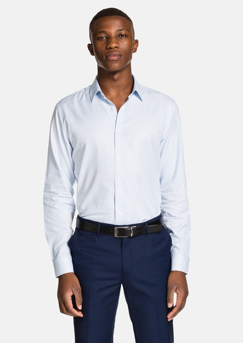 Sky Aston Slim Fit Dress Shirt