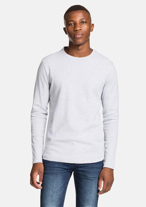 Grey Arnold Long Top
