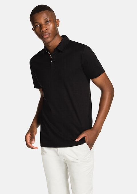 Black Tuscan Polo