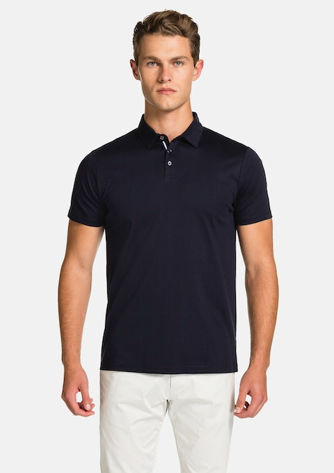 Navy Tuscan Polo
