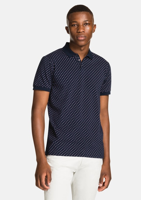 Navy Sully Polo