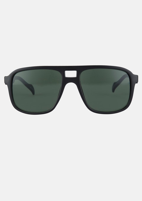 Black Boss Sunglasses