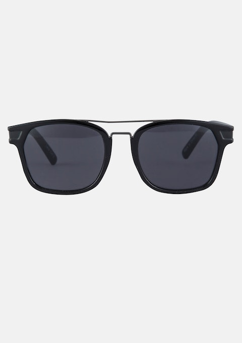 Black Stinger Sunglasses