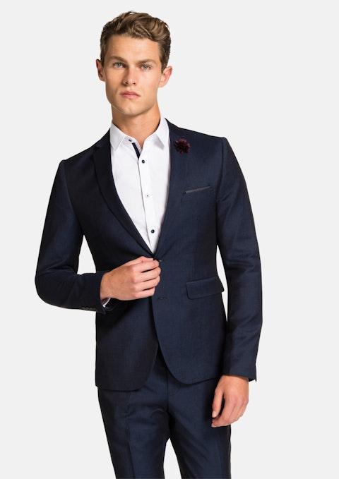Dark Blue Rothchild Skinny Suit