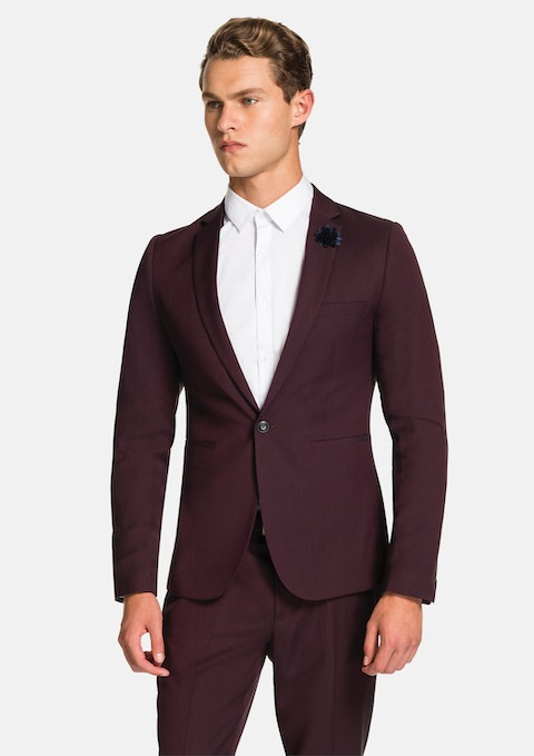 Shiraz Phantom Skinny Suit