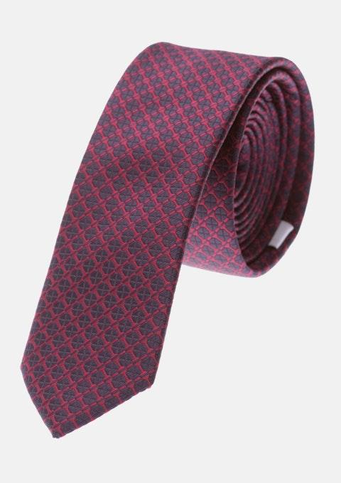Burgundy Maiden 5cm Tie