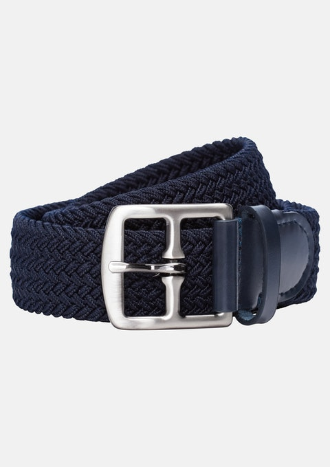 Dark Blue Tommy Belt