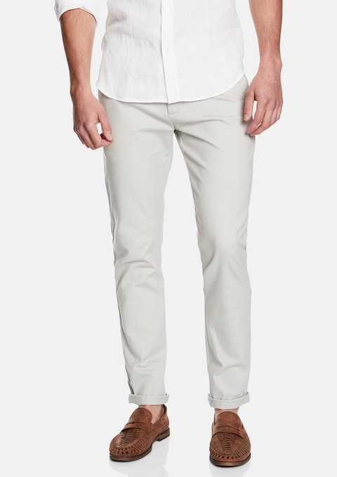 Light Grey Hendrix Skinny Chino