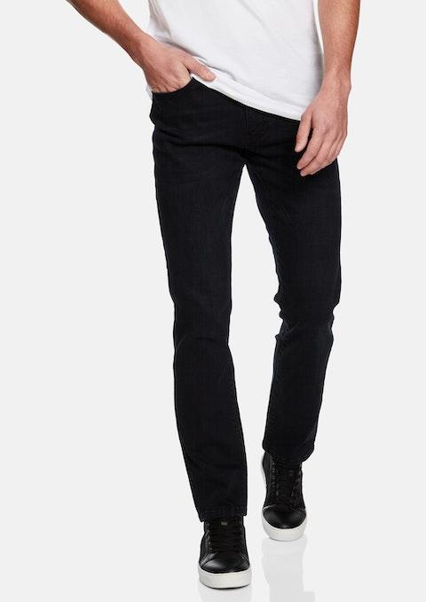 Dark Denim Blue Soho Slim Jeans