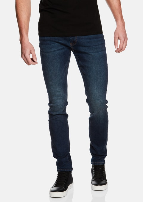 Blue Clipper  Skinny Jean