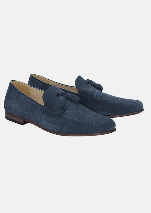 Blue Dax Loafer