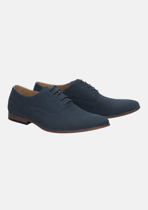 Blue Evan Casual Shoe