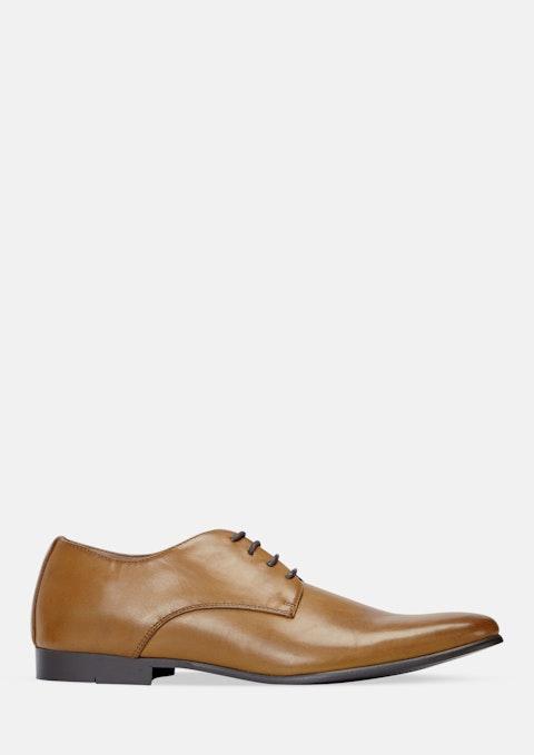 Tan Scott Dress Shoe
