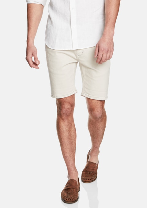 Bone Maverick Denim Short