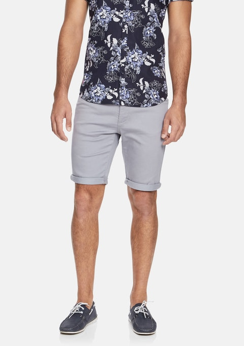 Storm Blue Herston Shorts
