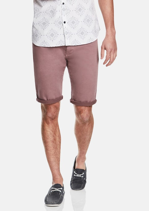Mulberry Herston Shorts