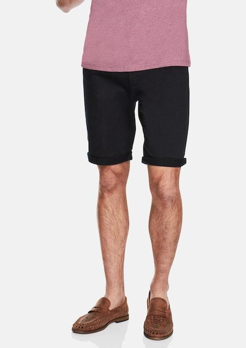 Navy Herston Shorts