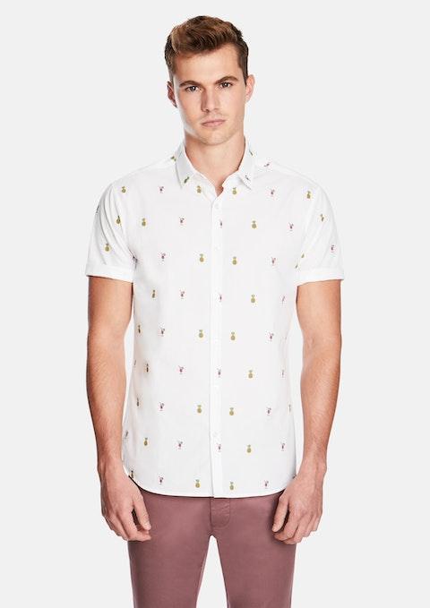 White Island Time Ss Shirt