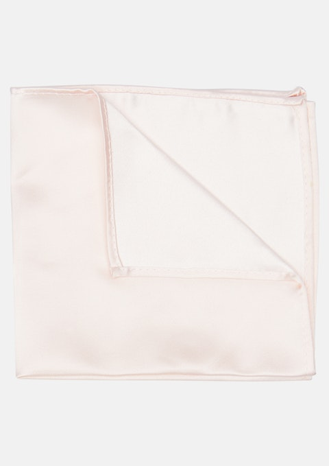Lt Pink Formal Pocket Square