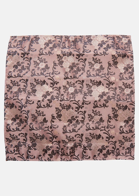 Light Pink Cruise Pocket Square