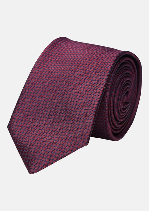 Red Winx 6.5cm Tie