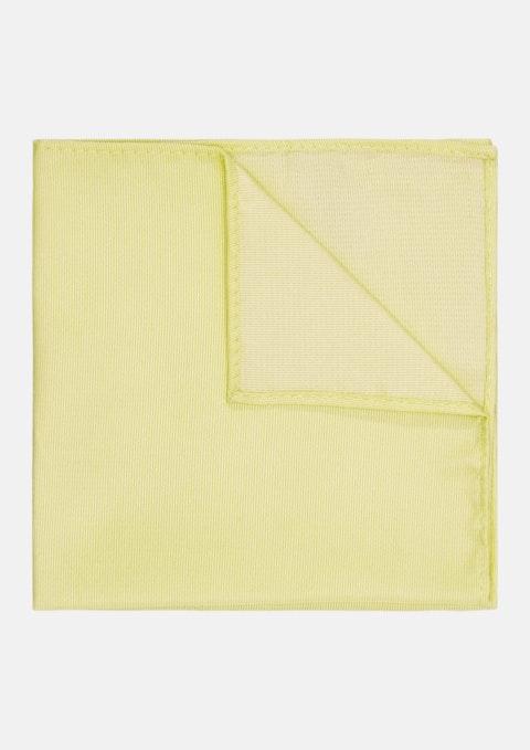 Lemon Union Pocket Square