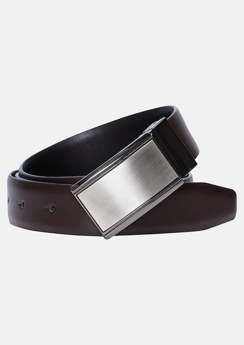 Mocha Chocolate Garby Dress Belt