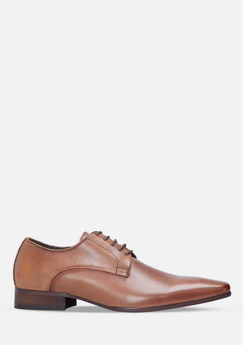 Tan Marcus Dress Shoes