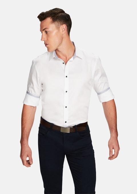 White Arizona Shirt