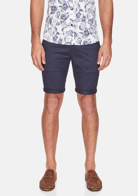 Petrol Valiant Chino Short