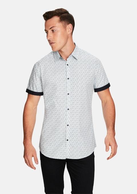 Teal Kip Ss Shirt