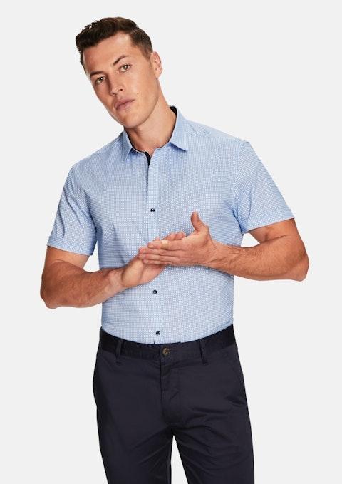 Blue Rocky Ss Shirt