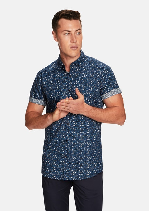 Blue Webster Shirt