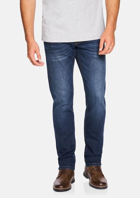 Blue Bullard Slim Jean