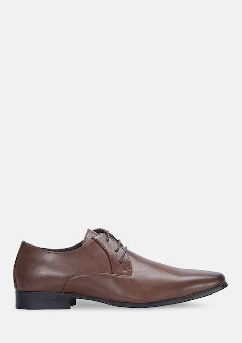 Brown Jeremy  Dress Shoe