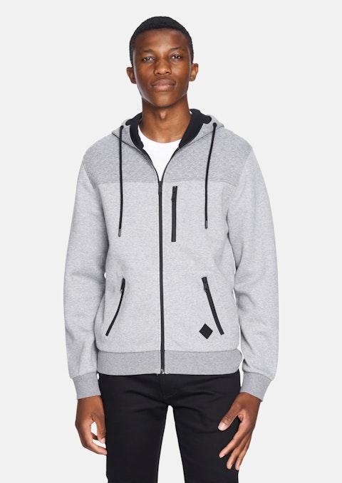 Grey Aspen Hoodie