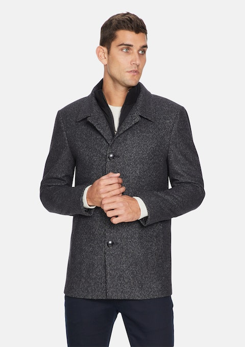 Charcoal Chester Jacket