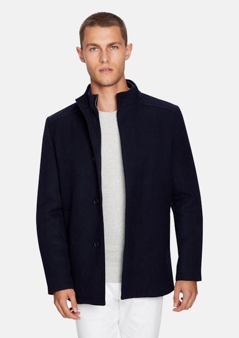 Navy Bravado Jacket