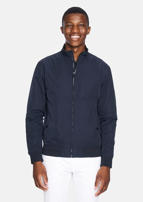 Navy Camden Jacket