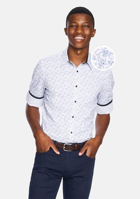 White Pierre Shirt