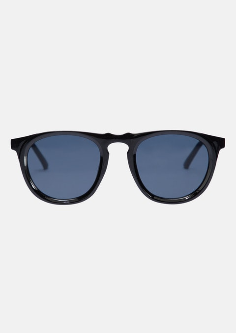 Black Axel Sunglasses