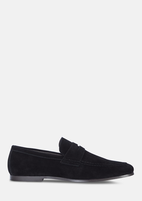 Black Bale Loafers