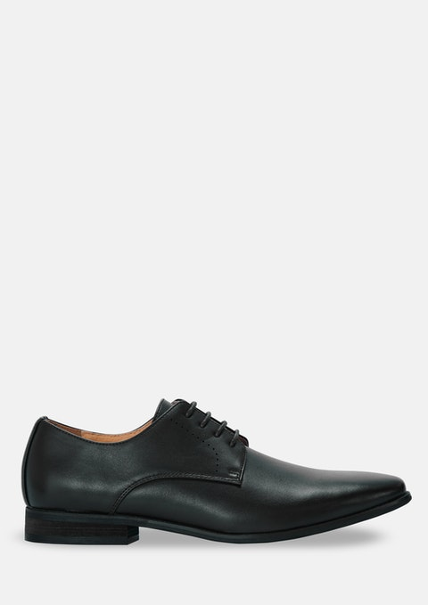 Black Baldwin Dress Shoe