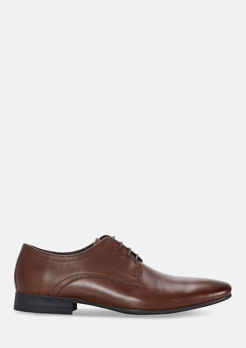 Tan Lionel Dress Shoe
