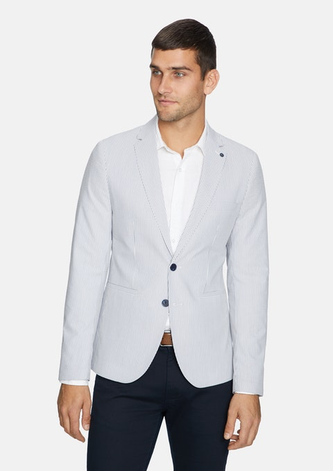 Grey Encore Blazer