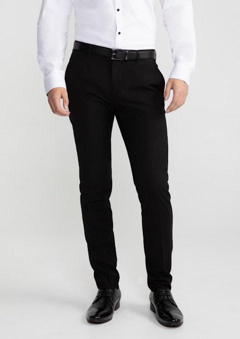 Black Goodfella Skinny Dress Pant