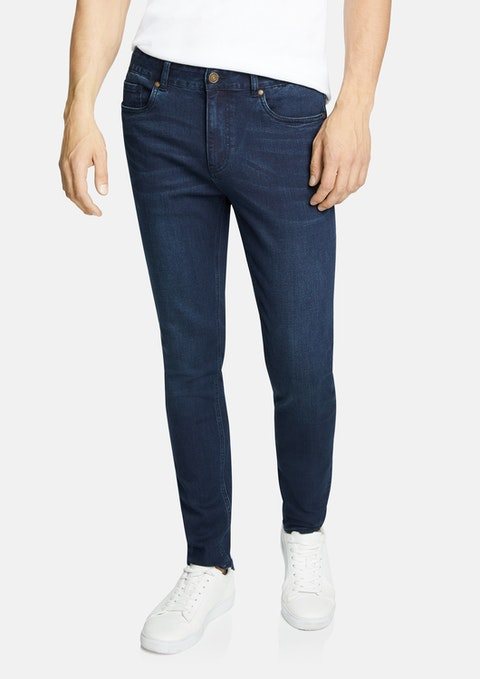 Ink Roth Slim Tapered Jeans