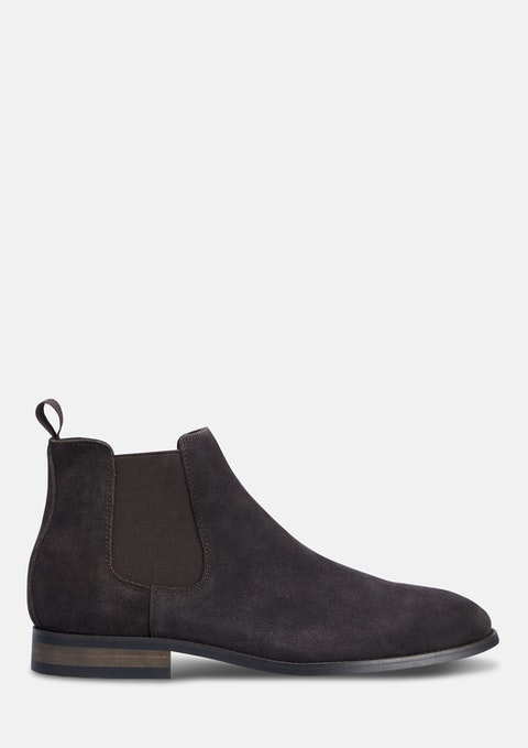Chocolate Cassidy Chelsea Boot